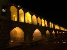 Se o Se pol Bridge Esfahan IRAN