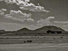 deserto B&W IRAN