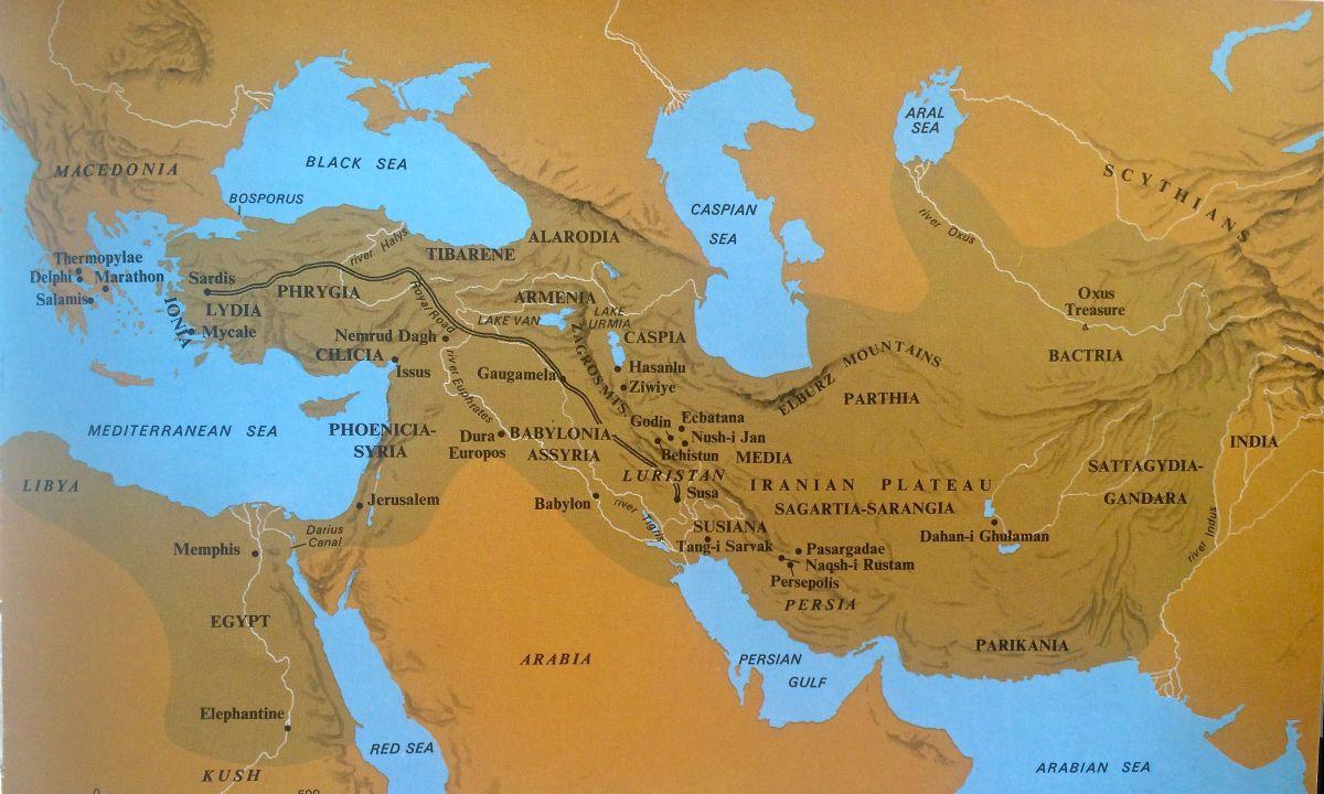 Il più grande impero dell'antichità