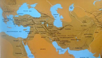 Persepolis A Greek Name Iran Wonderland
