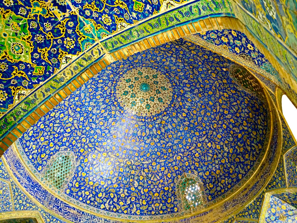 La cupola, una eredità persiana