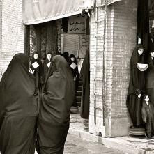 negozio chador Isfahan IRAN