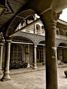 palazzo qajar bazar Isfahan