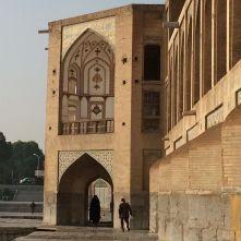 passeggiata ponte isfahan IRAN