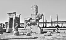Persepoli B&W Iran
