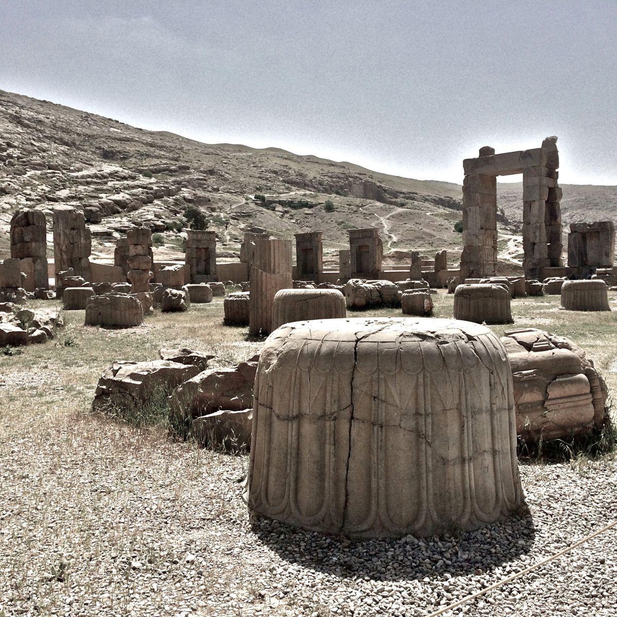 Persepolis, a Greek name