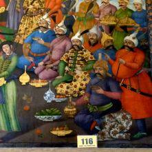 shah e corte Chelo Sotun Isfahan Iran