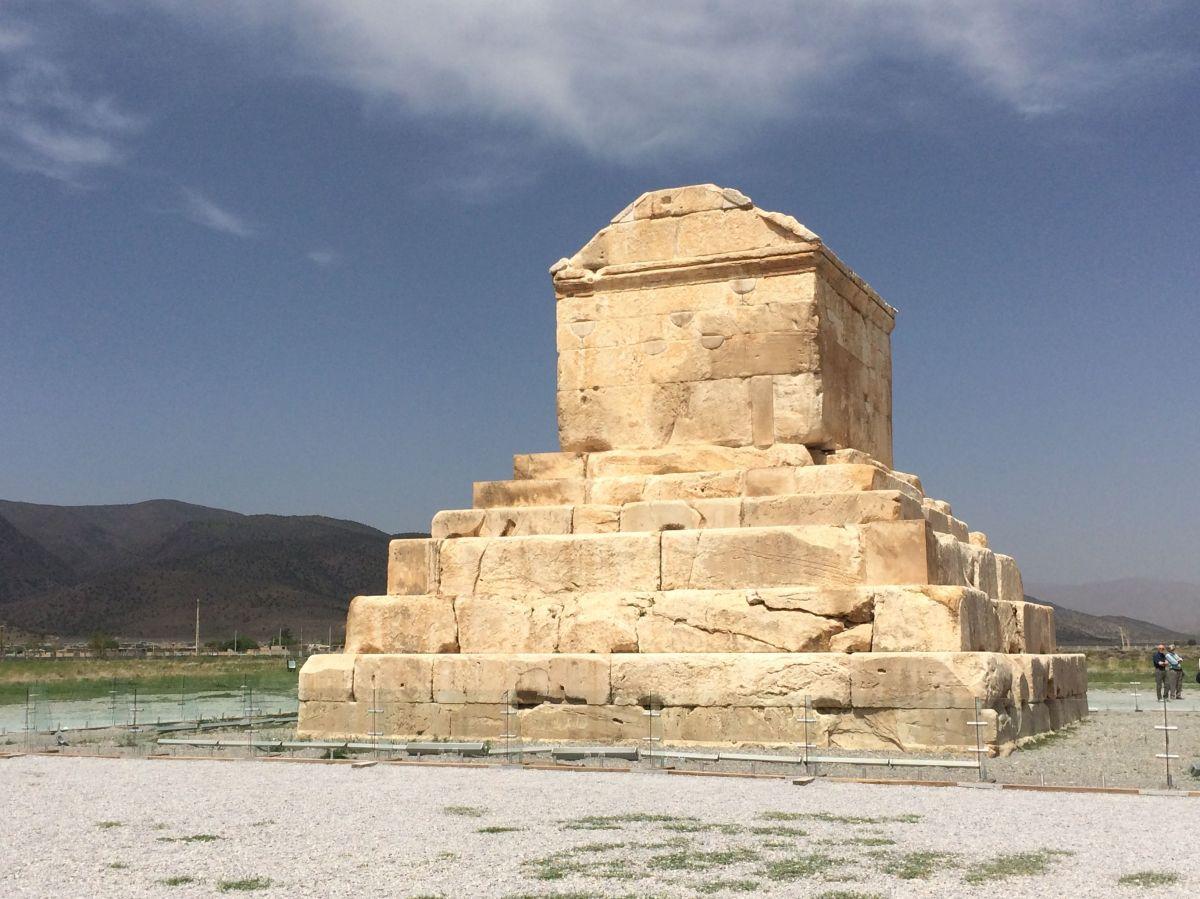 La leggenda della nascita di Ciro il Grande