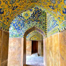 Isfahan Mosque Iran