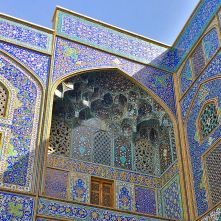 Lotfollah Mosque Isfahan Iran