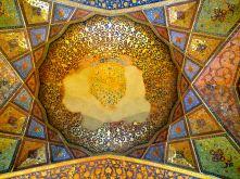 Chelo Sotun Esfahan IRAN soffitto