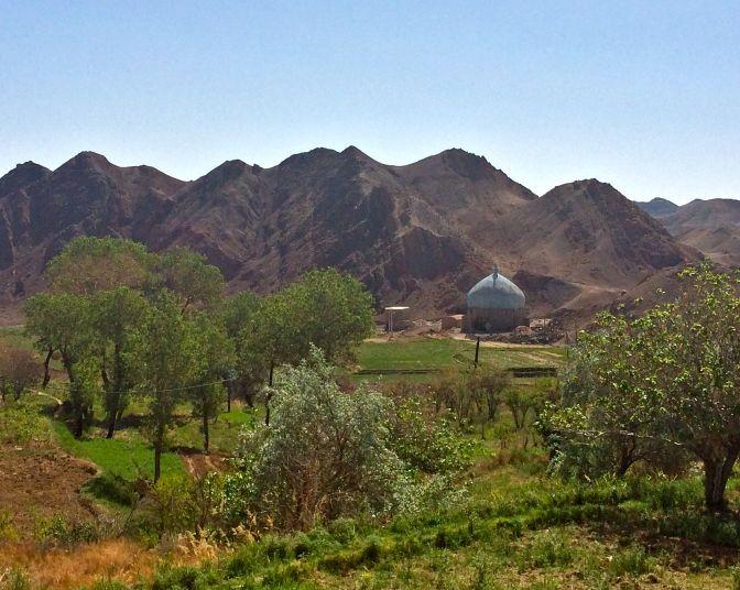 Kharanaq village Iran