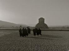 Pasargadae Iran Cyrus Tomb