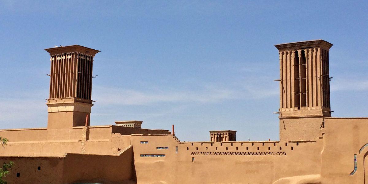 Badghir, la torre del vento