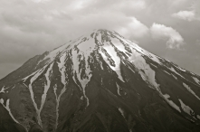 Damavand N-NE face